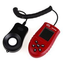 Luxmeter-Tester Light-Luminometer Digital LCD 200-000-Lux Split-Light Illumination Hand-Held