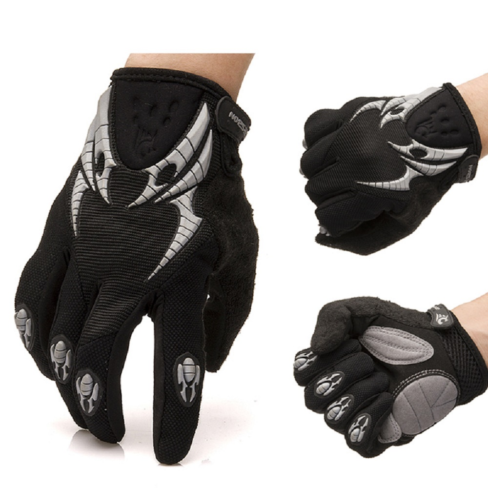Bat Full Finger Riding <font><b>Gloves</b></font> Men Warm Winter Autumn MTB <font><b>Mountain</b></font> <font><b>Bike</b></font> Bicycle Antiskid <font><b>GEL</b></font> Cycling <font><b>Gloves</b></font> Outdoors Sports image