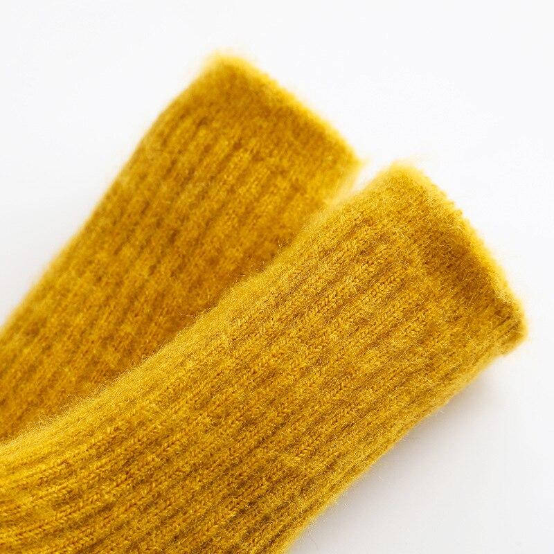 Thicken Baby Kids Socks Autumn Winter Cotton Striped Socks Warm Toddler Boy Girls Floor Socks Children Clothing Accessories 5
