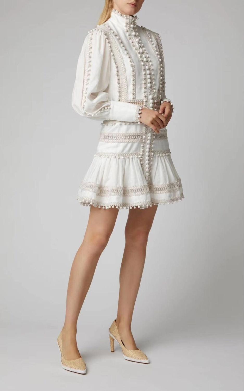 Nova Chegade blanc noir robe Top qualité Sexy femmes boîte de nuit mode soirée robe de soirée