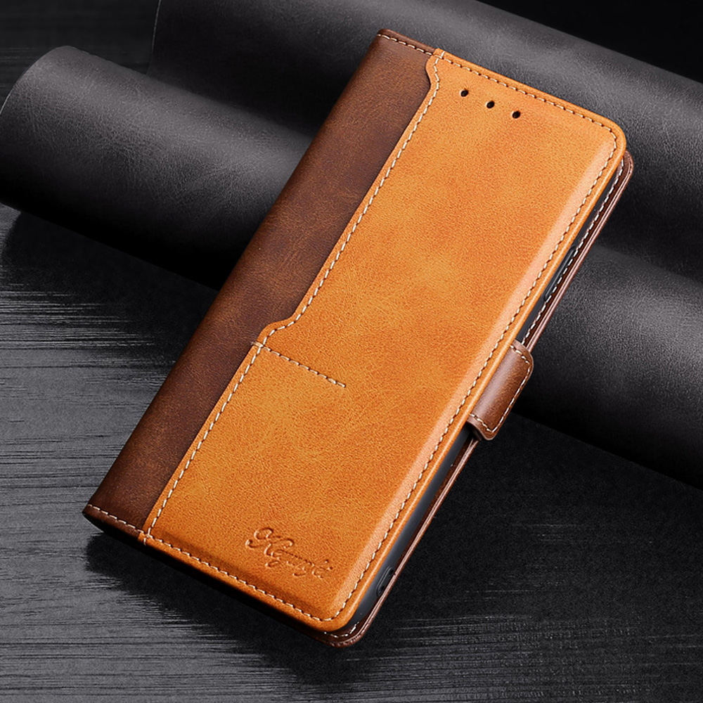 Business Leather Flip Magnetic Case For <font><b>Huawei</b></font> Y9S Y9 Y7P Y7 <font><b>Y6</b></font> Y6S Prime Pro Y5 II <font><b>2019</b></font> 2018 2017 Suck Cover Coqeu <font><b>Fundas</b></font> image