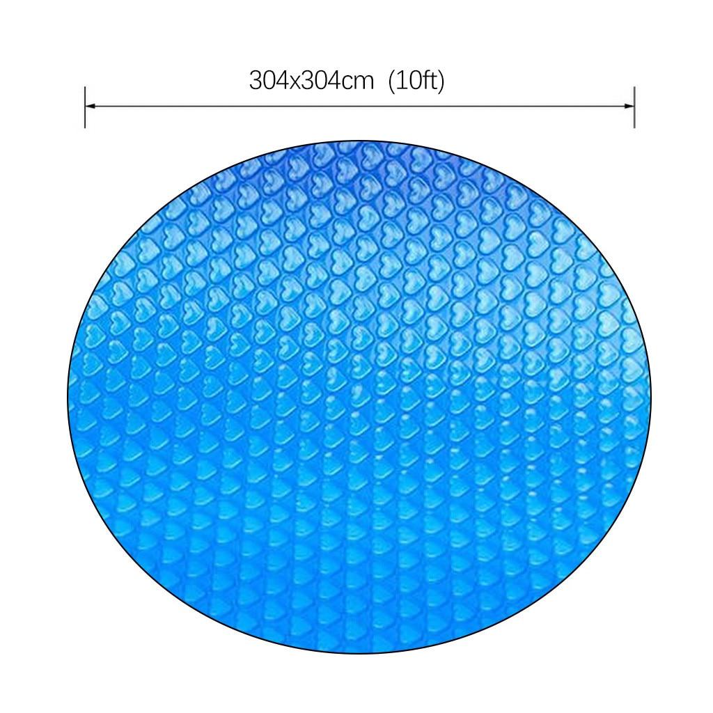 Capa de piscina para cobertura de piscina