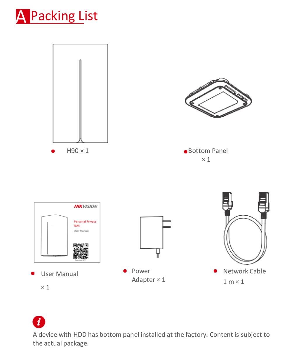 User-Manual-of-Hikvision-Personal-Private-NAS-H90-20190717-2