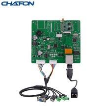 Chafon 15M 902 ~ 928MHz RFID Uhf Mô Đun RS232/USB/WG26/RELAY/TCP/IP Tùy Chọn cho Xe Đậu Xe