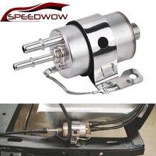 Speedwow 4 бар бензиновый топливный фильтр Регулятор давления