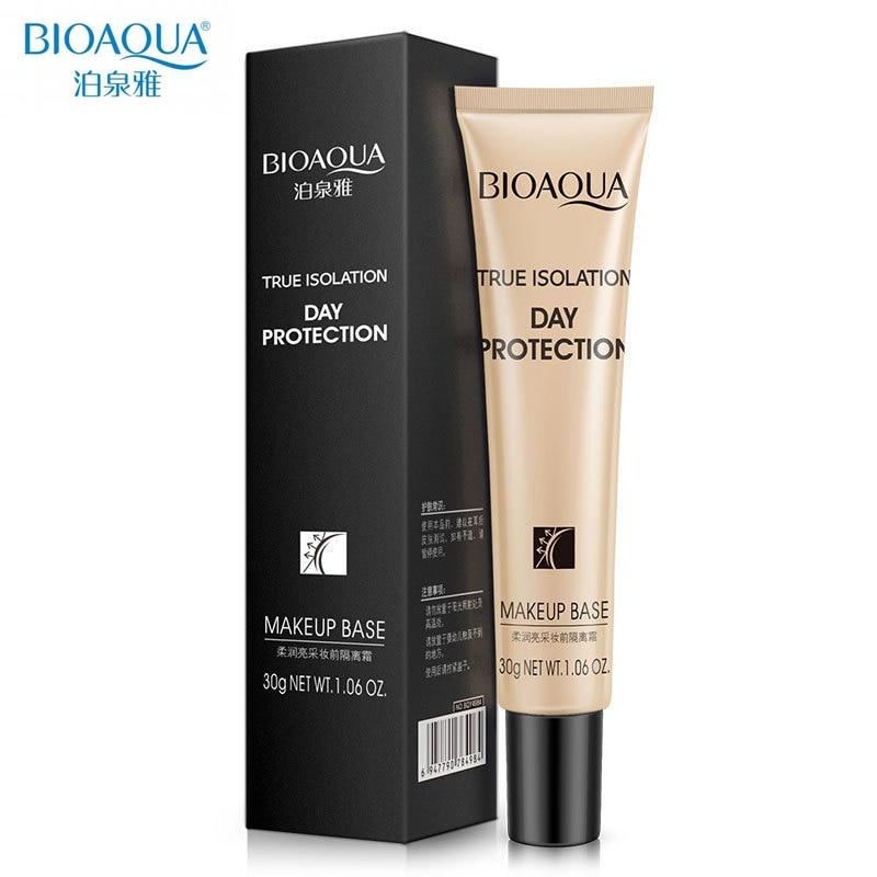 BIOAQUA New Face Makeup Concealer Primer Segregation Frost CC Wrinkle Repairing Facial Cream BB Pores Foundation Base Maquiagem