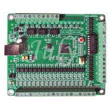 3-axis mach3 cartão de controle usb cnc máquina de gravura placa de interface cartão de controle de movimento (versão npn)