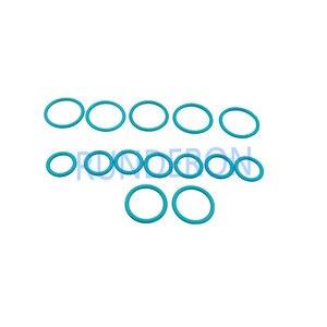 Image 2 - Injectores comuns do trilho da oficina do serviço diesel que testam o banco que aperta o jogo de reparo da junção do o anel da selagem para bosch denso