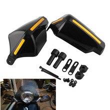 цена на Motor Hand Guard Shield Windproof Handlebar Guard Cover 22 mm 7/8 ATV inch Handlebar C90