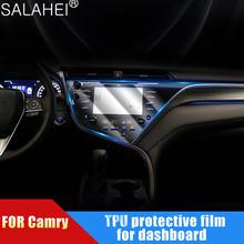 ТПУ приборной панели автомобиля навигации защитный Экран пленка