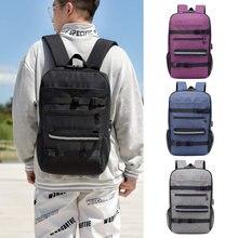 Рюкзак для ноутбука с защитой от кражи usb портом и замком пароля