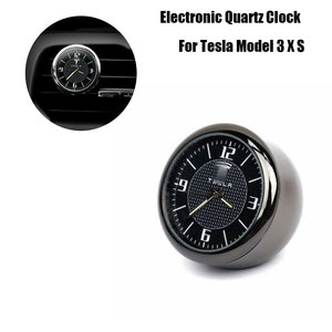 Electronic Quartz Clock Orname