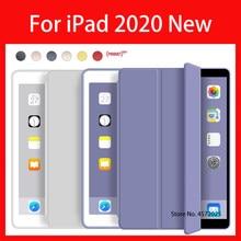 Pour iPad mini 1 2 3 4 5 étui Pour 2020 Pro 11 10.9 10.2 D'air 10.5 2019 9.7 2018 Funda pour iPad 5th 6th 7th 8th Génération