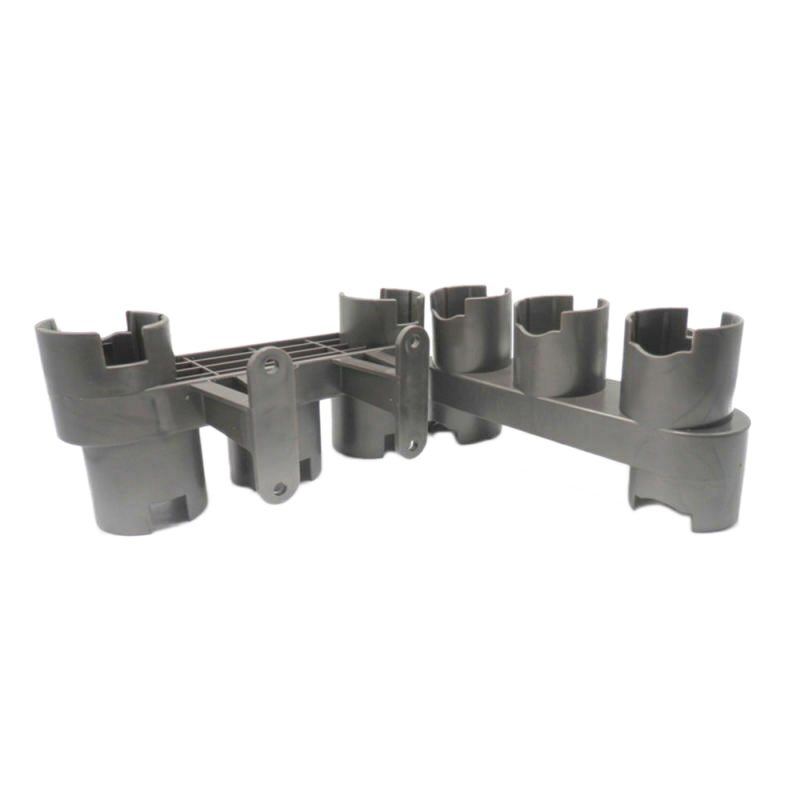 2Pcs Wall-Mount <font><b>Bracket</b></font> <font><b>Storage</b></font> Rack <font><b>for</b></font> <font><b>Dyson</b></font> <font><b>V7</b></font> <font><b>V8</b></font> <font><b>V10</b></font> V11 <font><b>Vacuum</b></font> <font><b>Cleaners</b></font> Accessories image