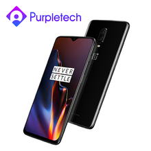 "Global ROM Oneplus 6T 6 T 8GB 128GB/256GB Snapdragon 845 6.41"" 19.5:9 Full Screen In Display Fingerprint 20MP OxygenOS Cellphone"