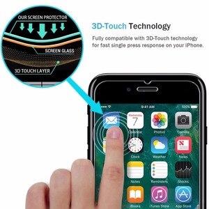 Image 4 - 9H Gehärtetem Glas 2,5 D 9H Ultra dünne Für iPhone Xs Max XR 8 7 6 6s Plus 6 6s 5 5s SE 4 4S Premium Screen Protector galss