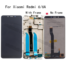 5.45-inch For Xiaomi Redmi 6 LCD Display Touch Screen Digitizer Replacement for Redmi 6A LCD Display Accessories Repair kit цена в Москве и Питере