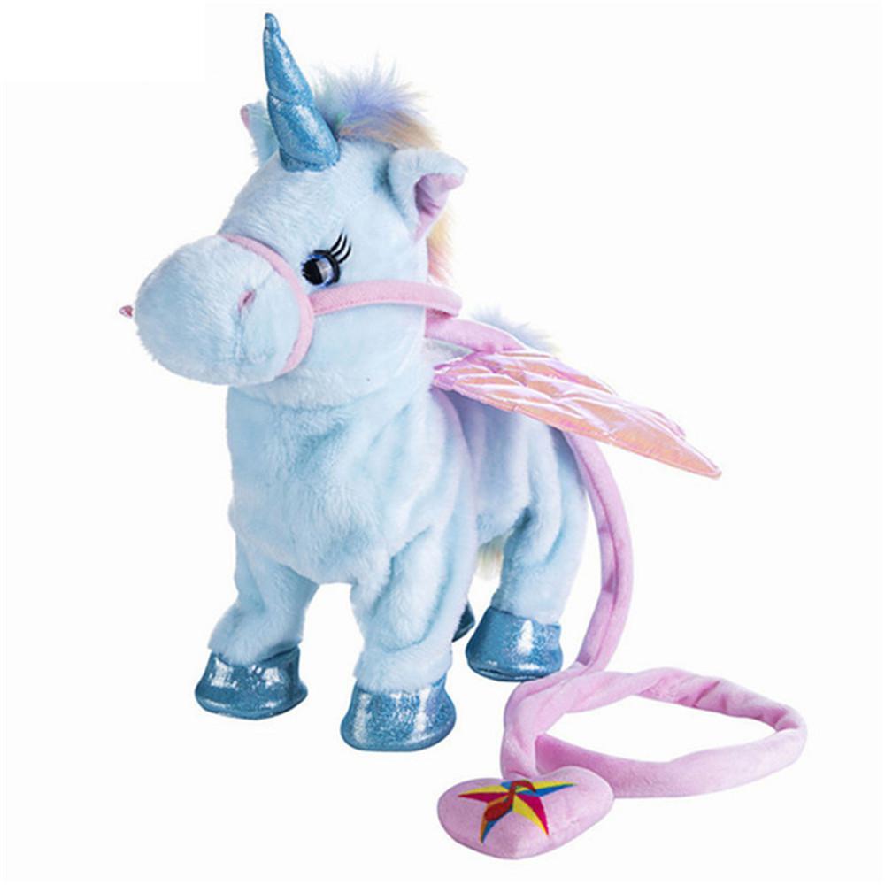 Walking Unicorn Toy