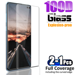 Tempered Glass For Samsung Galaxy S10 Plus Glass S9 S8 Screen Protector S20 S10e S 9 8 10 e Note 20 Ultra s10 lite Note 9 10