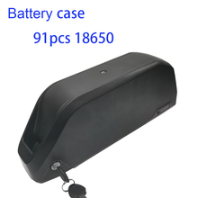 Case Polly Shark Down Tube e-Bike Battery Box 91pcs Hailong Electric Bicycle Batteries Case