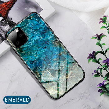 iPhone 11 Pro Max Case Tempered Glass