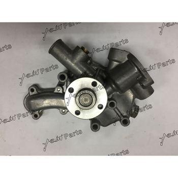 Dla części silnika Yanmar 3D82 3TNE82 3TNV82 pompa wody dla Komatsu PC30 3TN82 3TNV82A tanie i dobre opinie Tłoki Pierścienie Pręty i części 3TNE82A 2017 Made in China water pump 82mm