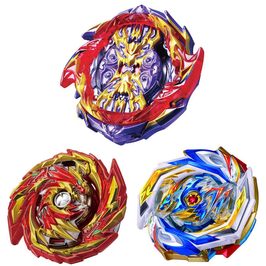 Hot Bayblade Top B155 B154 B157 Without Launcher Beys Bay Blade Bable Burst Top Spinning Toy Battle Fighting Gyro Gyroscope