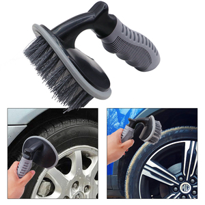 High Quality Car Tyre Cleaning