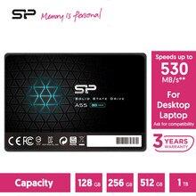 Silicium Power A55 SSD 2.5 ''SATA III HDD SSD 128gb 256gb 512gb SSD 1 to disque dur interne à semi-conducteurs disque dur pour Des ordinateurs portables