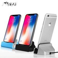 Fiuzd USB кабель для передачи данных iphone док-станция для iphone 11pro max 11 pro max se XR 6S X XS 7 8 Plus 5 S 5 S док-станция