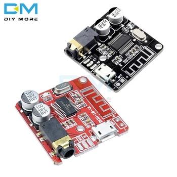 Mini MP3 Bluetooth 4.1 bezstratny dekoder wyjście stereo pokładzie głośnik samochodowy moduł wzmacniacza moduł płytki drukowanej 3.7V 5V Micro Usb