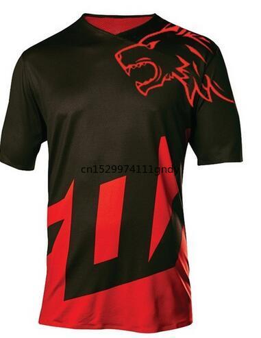 2020 Mtb Jersey Motocross New Moto GP Mountain Bike Motocross Jersey BMX DH Long MTB T Shirt Moto Clothing