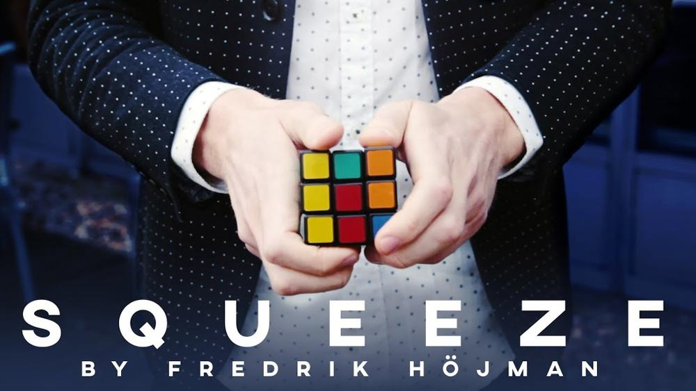 Squeeze By Fredrik Hojman,Magic Tricks