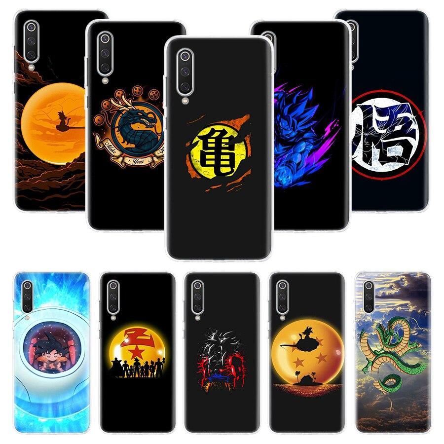DRAGON BALL Z Super Kakarot Case For Xiaomi Redmi Note 9S 8T 8 7 5 8A 8 7A 7 6A 10 K30 S2 Pro MI 10 8 9 Lite CC9 F1 Phone Coque