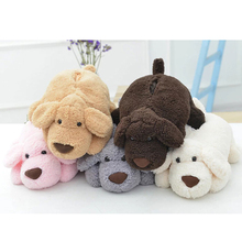 Cute Plush Dog Tissue Box Paper Napkin Holder Dispenser Case Towel Papers Storage Bag Organizer For Car Table Home Decor