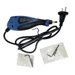 Image 4 - WSFS Mini amoladora eléctrica con enchufe europeo, máquina de tallado para Metal, madera, grabado en vidrio, herramienta lijadora eléctrica, pluma de grabado
