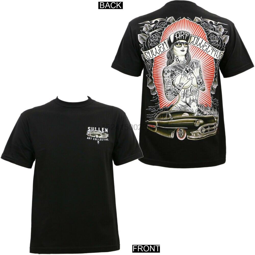 T-Shirt SULLEN CLOTHING West Side Merc Artist Series S NEW(1)