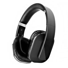 Bluetooth sem fio fones de ouvido com 2mic enc gamming alta fidelidade couro overear longa vida da bateria cancelamento de ruído passivo 40ms
