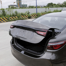 Подходит для Mazda 6 Atenza Sedan GL автомобильный Стайлинг карбоновая задняя дверь крышка багажника Накладка 1 шт. авто аксессуары