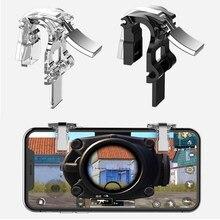 L1 R1 PUBG Mobile Trigger Controller Für iPhone Android L1R1 Schießen Feuer Taste Spiel Joystick Gamepad Ziel Schlüssel Smartphone Telefon