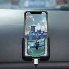 Cell-Phone-Holder Occupy-Stand Auto-Interior-Accessories Multifunction Lightness No-Space