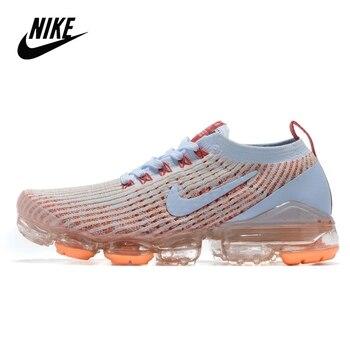 Original Nike Air VaporMax 3,0 2019 cojín atmosférico wild jogging zapatos de mujer talla 36-39 Rosa AJ6910-400