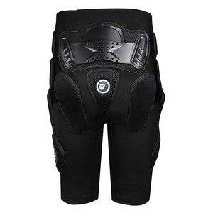 Image 3 - Mp1001b treinamento prático armadura motocross shorts dirtbike equipamento de corrida hip esportes proteção queda resistente equitação downhill