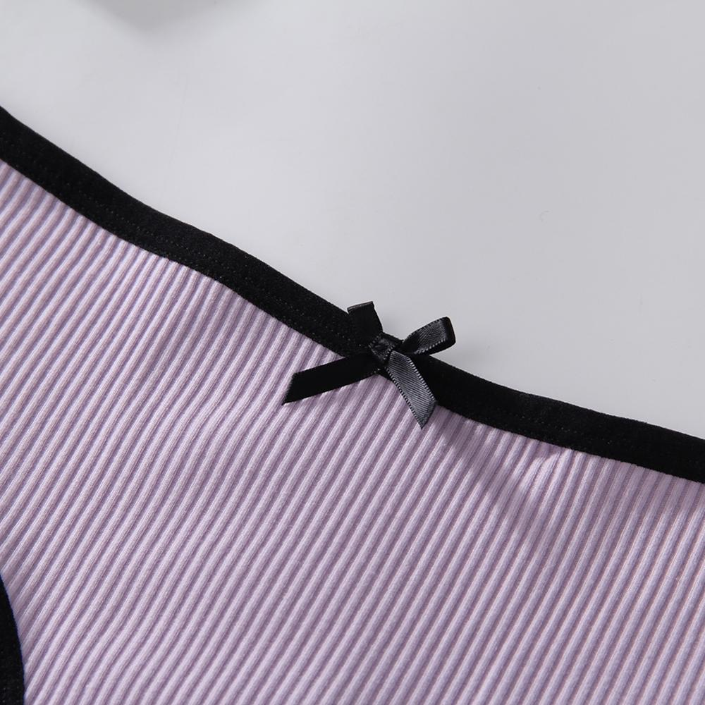 Panties For Women Cotton New Thread Solid Female Underwear Gril Briefs Sexy Lingerie Ladies Underpants Woman Panties Wholesale