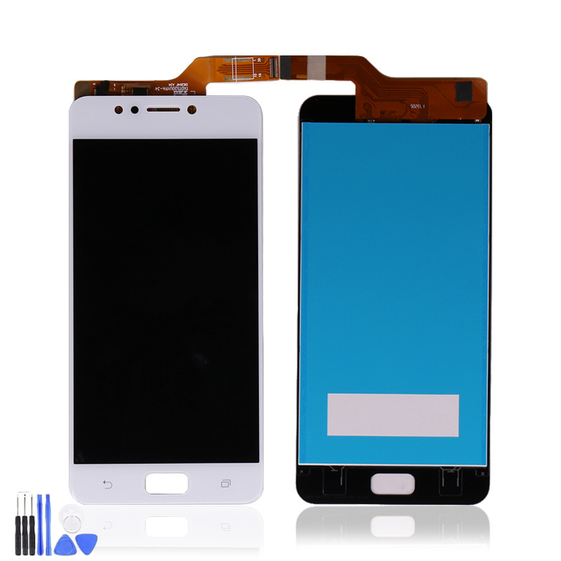 "For 5.2"" Asus ZC520KL LCD Display Touch Screen Digitizer For ASUS ZenFone 4 MAX ZC520KL LCD With Frame X00HD Screen Replacement"