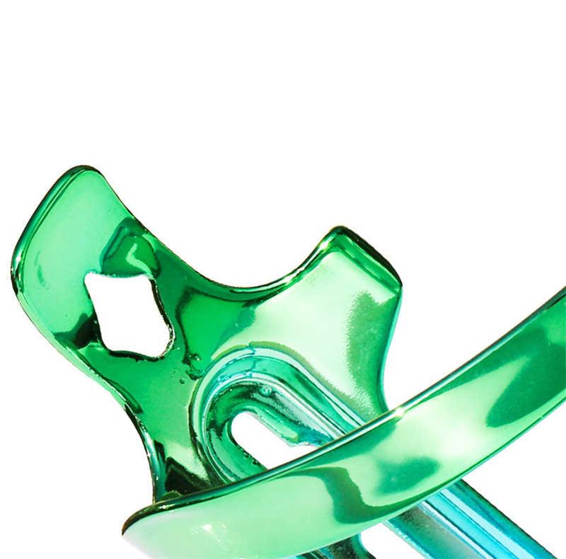 MTB Rennrad Fahrrad Bunte Wasser Flasche Halter Aluminium Legierung Hohe Festigkeit Regenbogen Wasser Flasche Käfig Radfahren Zubehör