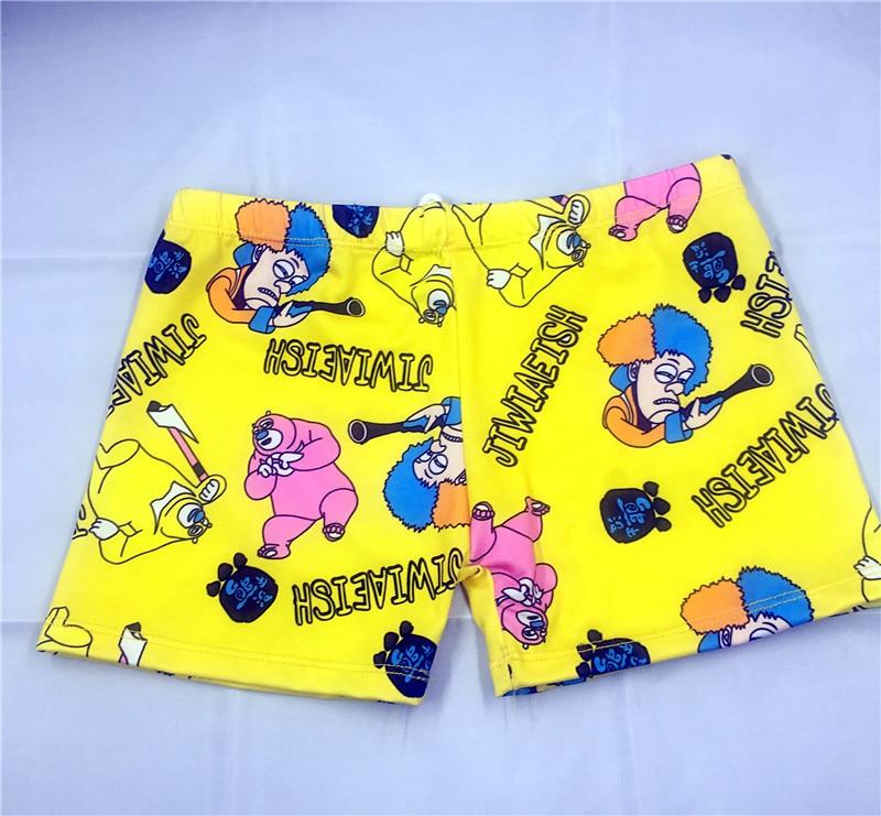 KID'S Swimwear Boy Big Boy BOY'S Girls Small CHILDREN'S Split Type Boxer Baby Swim Bathing Suit CHILDREN'S Swimsuit
