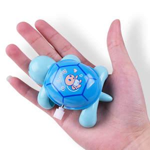 Water-Toy Tortoise Clockwork Animal Swim-Turtle Baby Infant Kids Beach Cute Chain Wound-Up