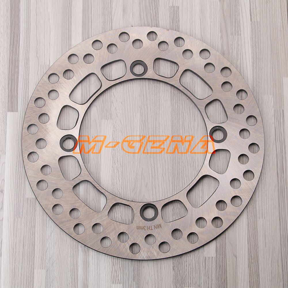 Rotor de disque de frein avant de moto pour Suzuki DR200/E/SE Djebel/SE 42A 1986-2009 DF200 1996-2000 TS125 1985-1990 DR125 1985-2002