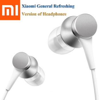 Xiaomi Mi słuchawki tłok 3 sport świeża wersja podstawowa 3 5mm słuchawki douszne słuchawki douszne z mikrofonem do Redmi Note 7 8T 8 Pro K20 Pro tanie i dobre opinie Słuchawki tłokowe wersja młodzieży Dynamiczny Przewodowy Ucho 98±3dBdB Brak 1 2mm Monitor Słuchawkowe Do Gier Wideo